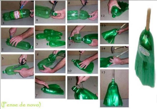 Что можно сделать своими руками из пластиковой бутылки