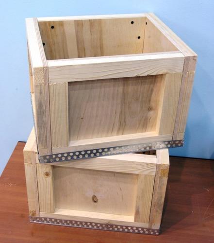 Деревянные ящики для червей