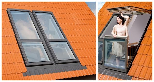 Окна превращаются в элегантные. балконы - садоводка.