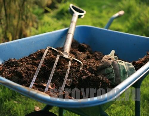 Органические удобрение своими руками